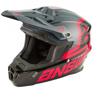 Casque ANSWER AR1 Voyd Black/Charcoal/Pink 2020