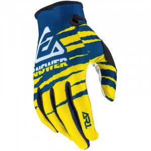 Gants ANSWER AR1 Pro Glow Yellow/Midnight/White 2020