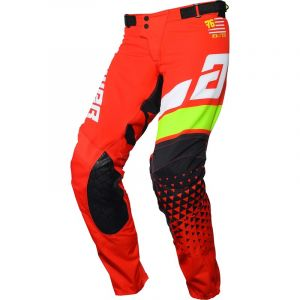 Pantalon ANSWER Elite Korza Red/White/Hyper Acid/Black 2020
