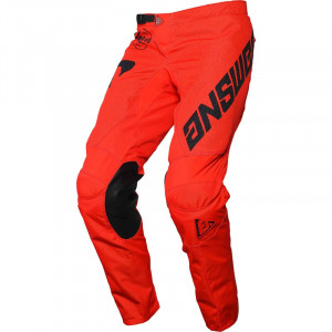 Pantalon ANSWER Arkon Bold Red/Black 2020
