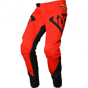 Pantalon ANSWER Syncron Pro Glow Red/Black/Hyper Acid 2020