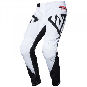 Pantalon ANSWER Syncron Pro Glow White/Black/Pink taille 2020