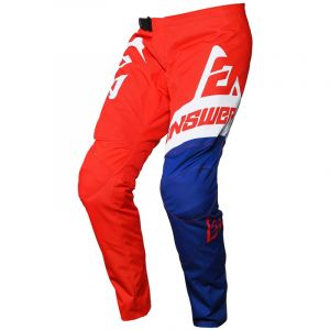 Pantalon Enfant ANSWER Syncron Voyd Red/Reflex/White 2020