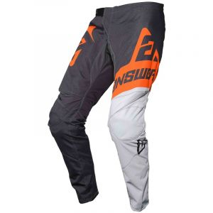 Pantalon Enfant ANSWER Syncron Voyd Charcoal/Gray/Orange 2020