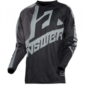 Maillot ANSWER Syncron Voyd Black Charcoal Steel 2020