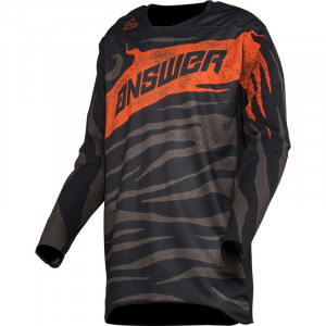 Maillot Enduro ANSWER Elite OPS Black/Canteen 2020