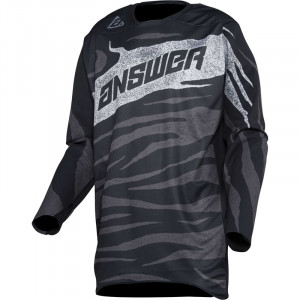 Maillot Enduro ANSWER Elite OPS Black/Charcoal 2020