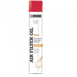Graisse de filtre à air IPONE AIR FILTER OIL SPRAY - 750ML