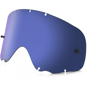 Ecran OAKLEY Crowbar Lexan Black Ice Iridium