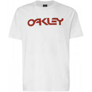 T-Shirt OAKLEY Mark II blanc